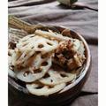 お弁当に〜ハニーマスタード旨ツナれんこん(常備菜)〜 by YUKImamaさん