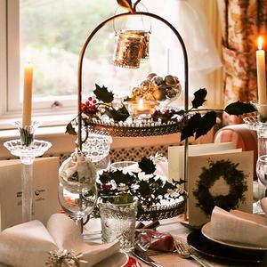 まねしたい!素敵☆クリスマステーブルコーディネートまとめ