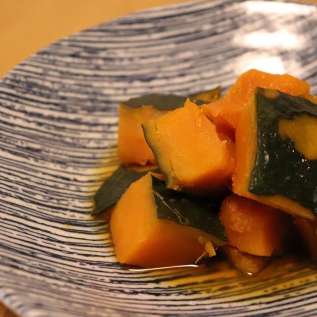 新型コロナウイルス感染症対策レシピ#007▶︎▶︎▶︎南瓜の煮付け