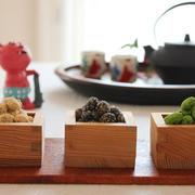 節分に「やわらか三色福豆」優しい和のおやつ