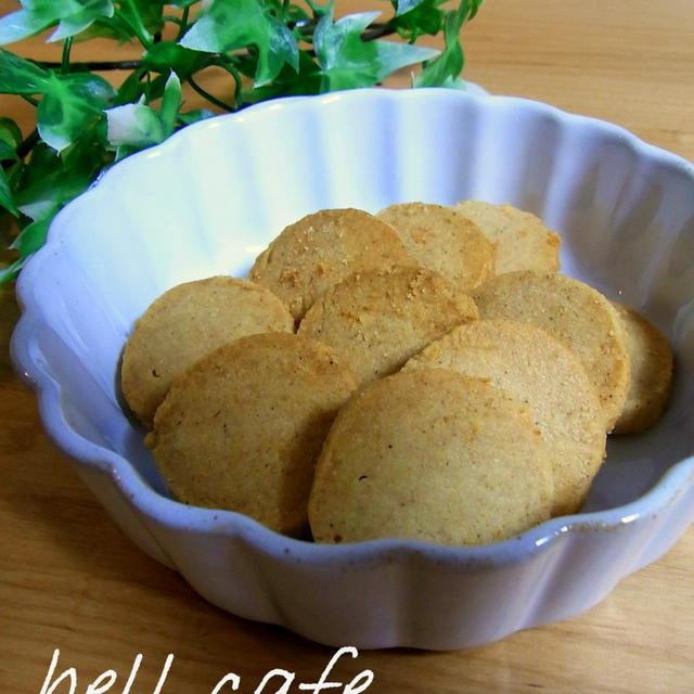 さくっさく☆シナモンクッキー