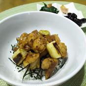 花椒(ホアジャオ)で食欲そそる焼き鳥丼