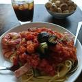 美味しい玉ねぎで作る〜基本のトマトソース(作りおき常備菜)〜お弁当にも by YUKImamaさん