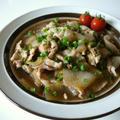 【動画レシピ】豚バラ肉と玉ねぎのうま煮♪ by bvividさん