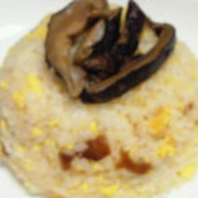 きれいになるLOVEレシピ♪~かんぴょうと卵のあま~ぃチャーハン~