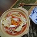 餅豚白菜ミルフィーユ鍋 by さちくっかりーさん