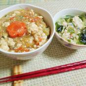 本格中華の香り☆豚肉と豆腐のうま煮