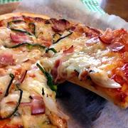 簡単♪発酵なしdeあっという間に出来ちゃうクリスピーピザ生地♡