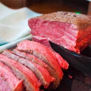 【レシピ】クリスマスに作りたい!低温調理で絶品ローストビーフ!