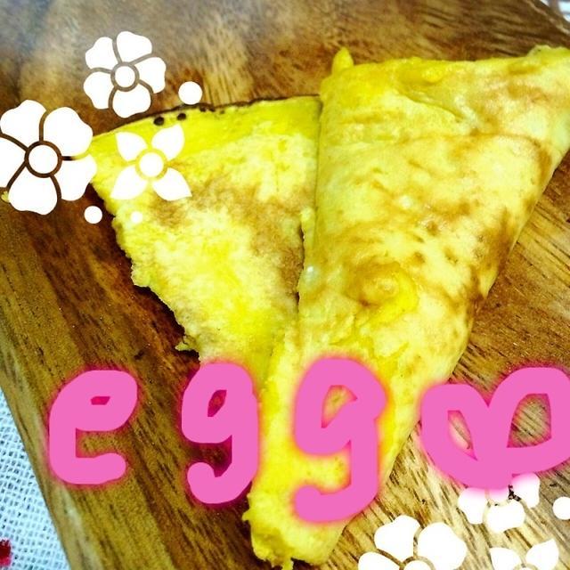 甘い卵焼き