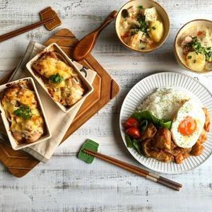 帰ったらパパッと晩ご飯♪「肉おかず」は冷凍作り置きが便利です!