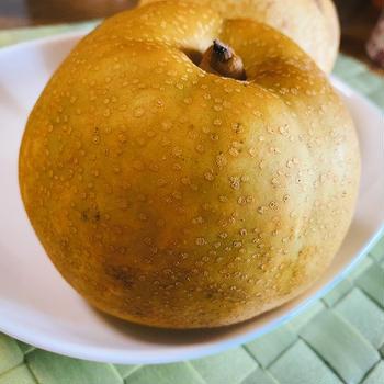 【SDGs2分cooking】梨の皮から「焼き肉のたれ」を作ってみました♪