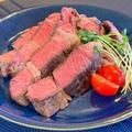 牛肉ステーキ|BONIQで安いお肉も贅沢に変身!低温調理のスゴさを実感