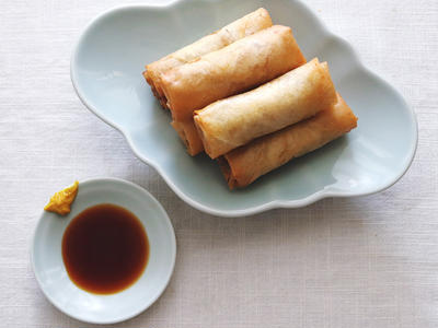 >Spring rolls by Higucciniさん