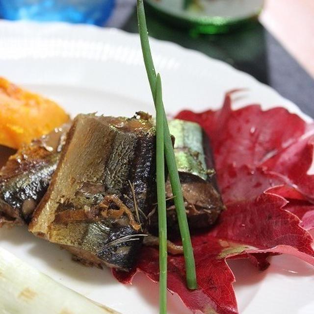 秋刀魚の生姜煮♪秋を惜しむ食卓