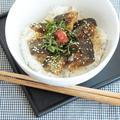 今日は土用の丑の日&夏野菜料理 by mi-inaさん