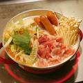 野菜がたっぷり食べれる♪むしろ〆がメイン?!な白湯風豆乳鍋♡ と 季節の変わり目。