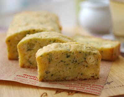 ズッキーニのパウンドケーキ