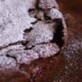 エミリアロマーニャのチョコレートケーキ