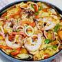 スペインの漁師風スープ 4月のBOGGY会