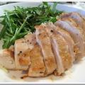 鶏胸肉ソテーレシピ【簡単】柔らかく!クレイジーソルトで