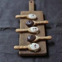 チャイチョコクッキー