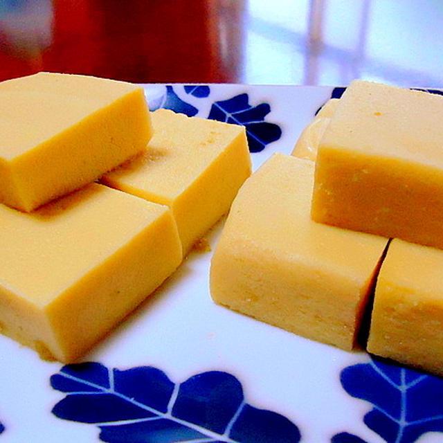 精進料理④ 笋羹(シュカン) 高野豆腐の含め煮