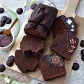 【レシピ】チョコパウンドケーキ