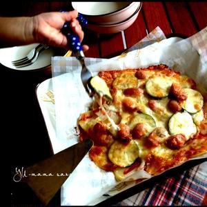 罪悪感なし!小麦粉不要の「じゃがいもピザ」レシピ
