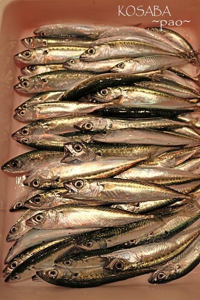 サクサク絶品♪小鯖のから揚げ2種♪