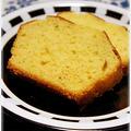 ナツメグ料理いろいろ 「ホットケーキミックスで作るスパイスケーキ」