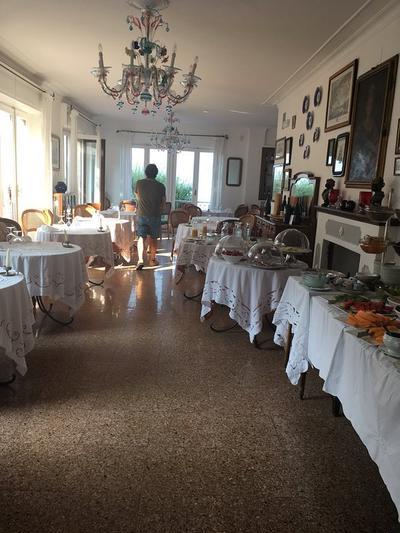 イタリアの美味しいレストラン イタリア バジリカータ州 マテラ県  マラテア  Villa Cheta Elite Hotel Restaurant