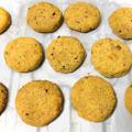 小麦粉バターなしのヘルシークッキー