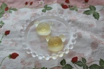 子供が喜ぶ手作り柚子はちみつグミレシピ ピリ辛くらげリメイク料理!夏のキラキラジュレカクテル