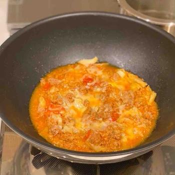 【レシピ】重ねて放置10分!簡単でちゃんと美味しいタコライス