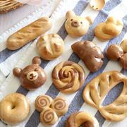 手作り「おままごとパン」