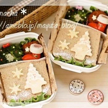 ♪Merry Christmas♪なデコ弁