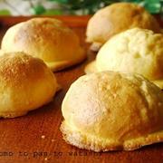 スイートブール/帽子パン/アーモンドプードル