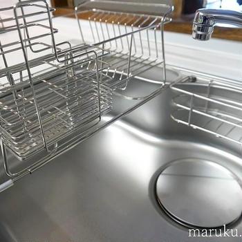 キッチンの汚れを守るために使っている~便利なグッズ他♪