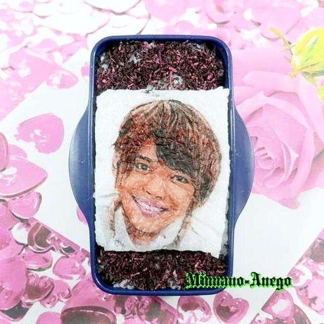 1. 写真プリントのオーダーケーキ
