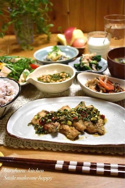 【秋刀魚のごまニラ南蛮漬け】#秋刀魚料理#ニラ南蛮#作り置き#簡単 …