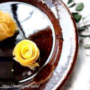 お弁当にも!バラの玉子焼き♡【#簡単レシピ#玉子】