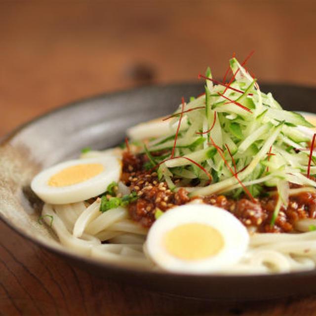ピリ辛ジャージャー麺 & ピリ辛ジャージャー肉味噌の作り方