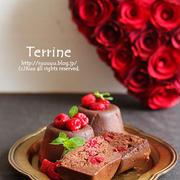 【レシピ】お鍋で作るショコラベリーテリーヌ。