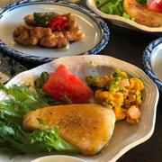 お誕生日♡と3品副食レシピ