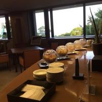 ヒルトン小田原リゾート&スパ ビュッフェで夕食
