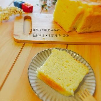【LIMIA】ほっくり♡スイートポテトケーキ