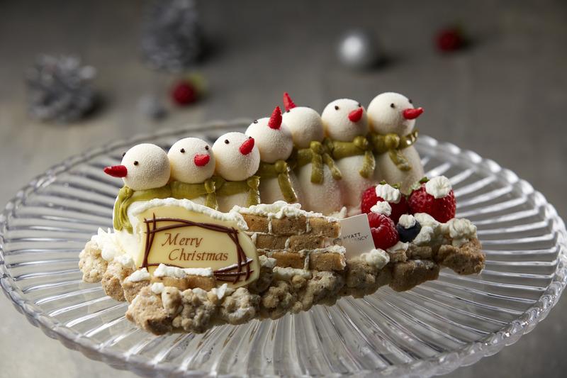 プチ贅沢しよう♪ホテル&有名ショップの2016年クリスマスケーキ厳選8店