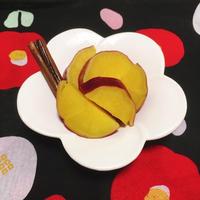 さつまいものハチミツレモン煮シナモン風味