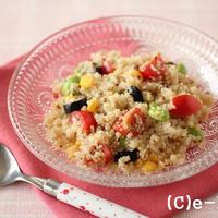 【ALICEY】美容に健康に嬉しい「完全食」! キヌアのおいしいレシピを紹介